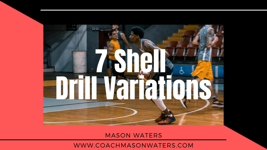 7 Shell Drill Variations: Defensive Basketball Drills
