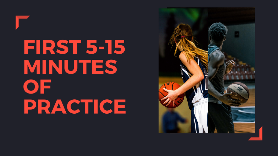 The First 5-15 Minutes of Practice