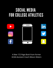 Load image into Gallery viewer, Social Media for College Athletics (eBook)