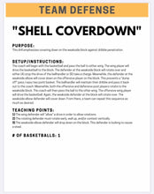Load image into Gallery viewer, 79 Advanced Basketball Drills and Small-Sided Games (165 Page Digital Download)
