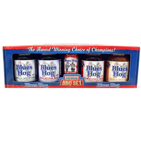 Blues Hog Premium Gift Set