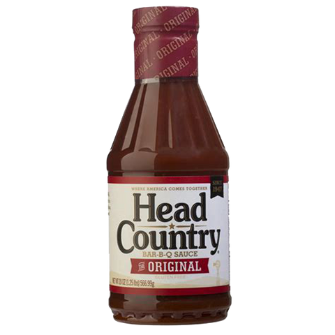 Head Country Original Bar-B-Q Sauce - 20 oz.
