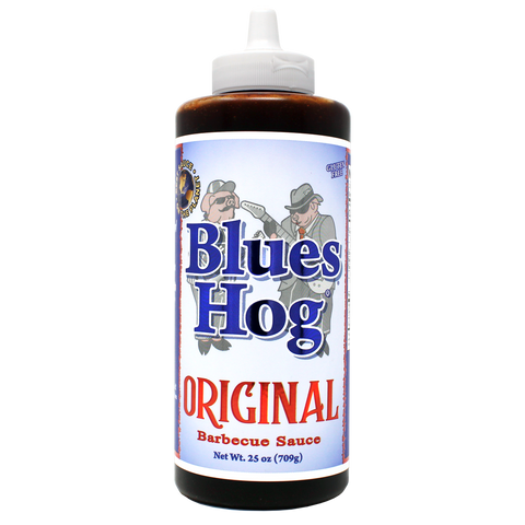 Blues Hog Original BBQ Sauce Squeeze Bottle - 25 oz.