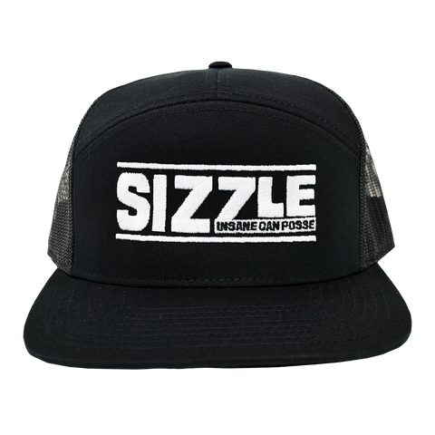 """Sizzle"" Insane Can Posse Hat"