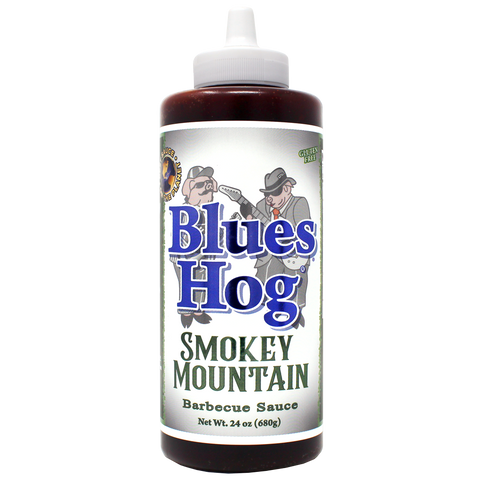 Blues Hog Smokey Mountain BBQ Sauce Squeeze Bottle - 24 oz.