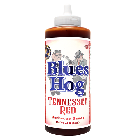 Blues Hog Tennessee Red BBQ Sauce Squeeze Bottle - 23 oz.