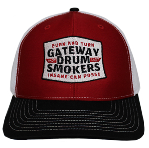 Burn & Turn Hat - Gateway Drum Smokers