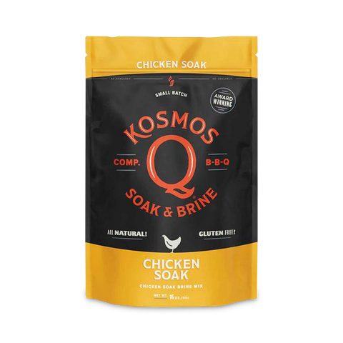 Kosmo's Q Chicken Soak - 1 lb.