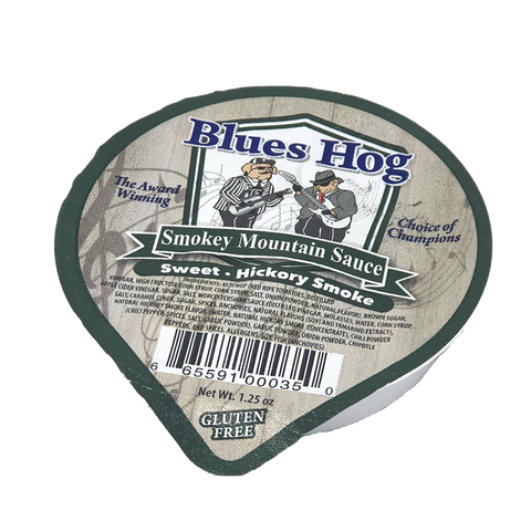 Blues Hog Smokey Mountain 1.25 oz Foil Cup - CASE of (80)