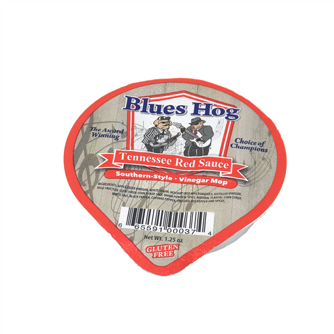 Blues Hog Tennessee Red 1.25 oz Foil Cup - CASE of (80)