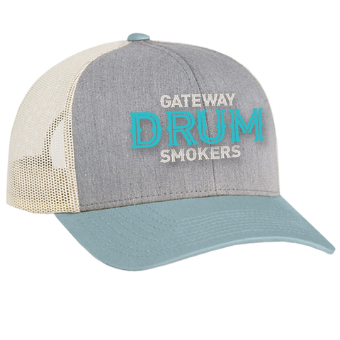 Vintage Gateway Drum Smokers Hat