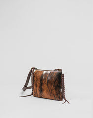 Side shot of Everyday crossbody in Multi