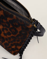 Detail shot of leopard Everyday crossbody