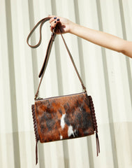 Front shot of Everyday crossbody in Multi