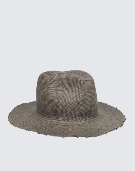 Fringed Continental Hat