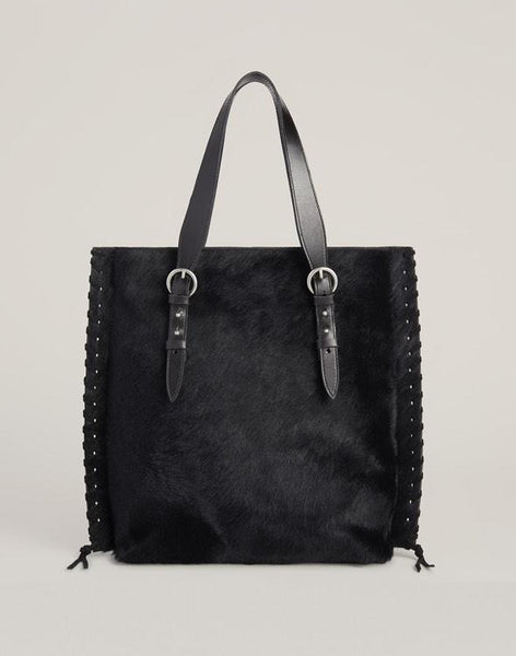 Front shot of Everyday tote in Black