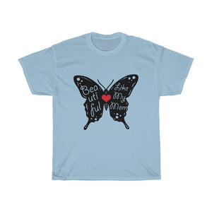 Beautiful Butterfly Heavy Cotton Tee