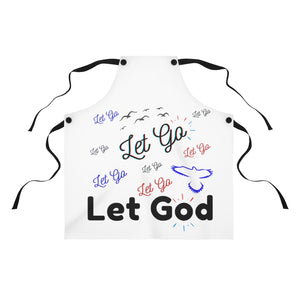 Let GO Let GOD INspired Apron#2