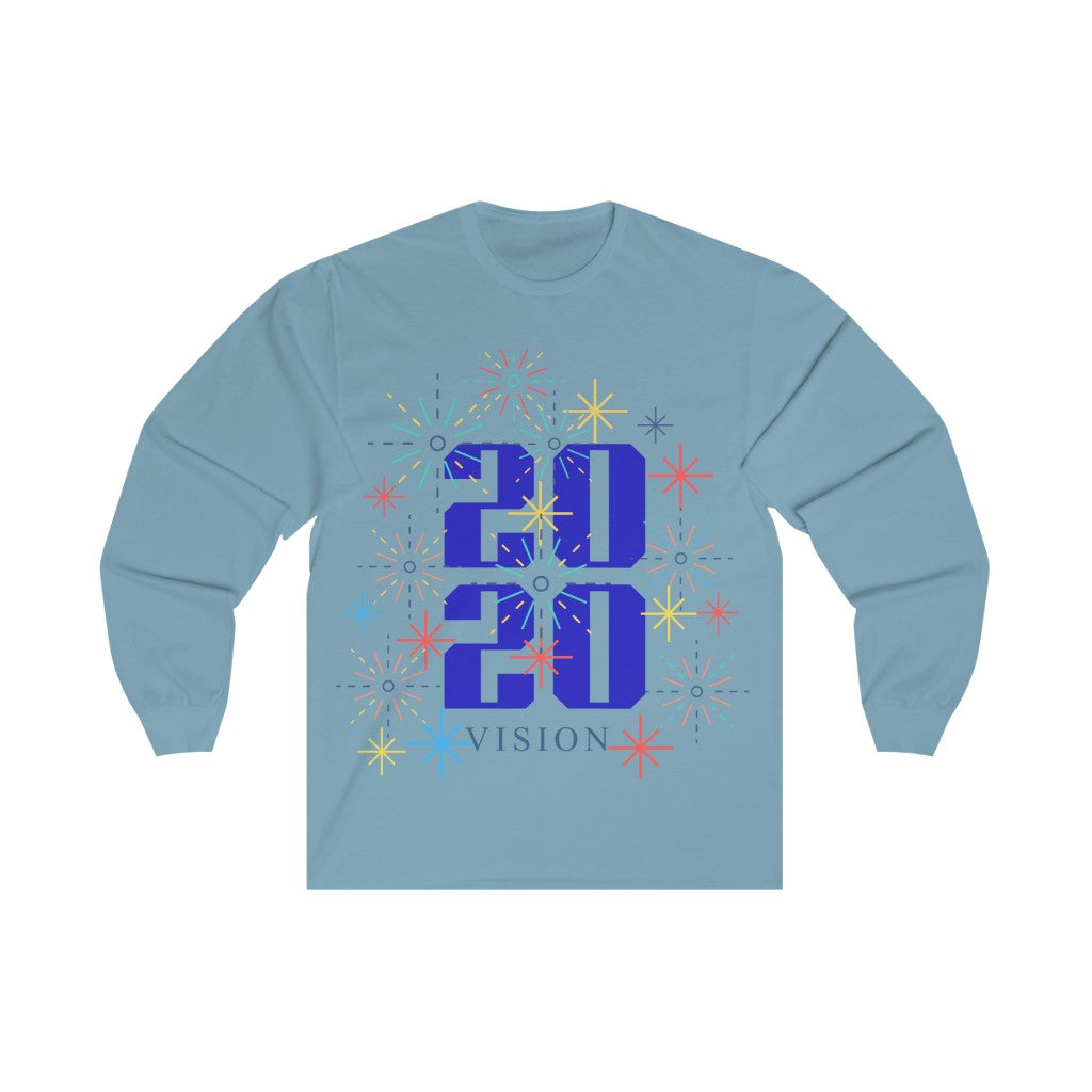 2020 Vision INspired Long Sleeve TEE