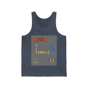 INspired Fit Temple Jersey Tank