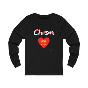 CHOSEN ONE INspired Jersey Long Sleeve TEE