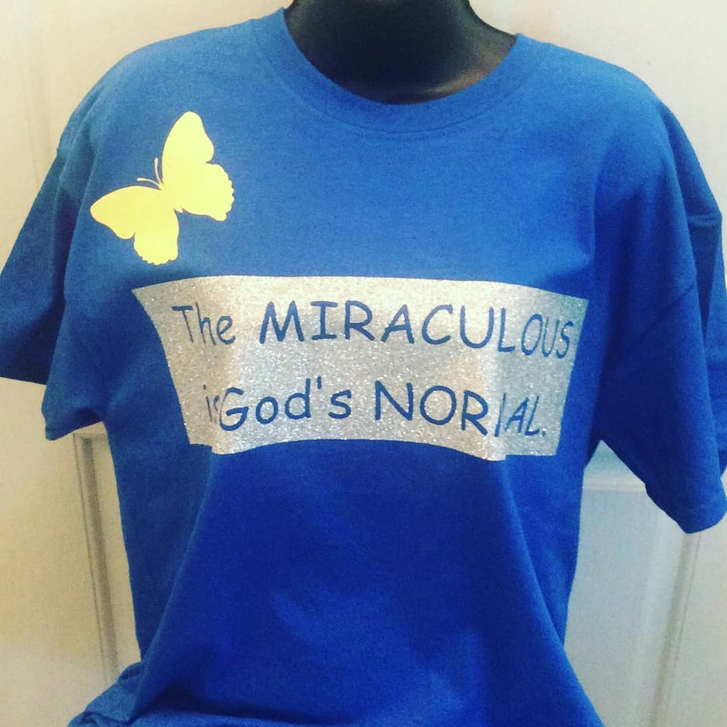 The MIRACULOUS is GOD'S NORMAL!