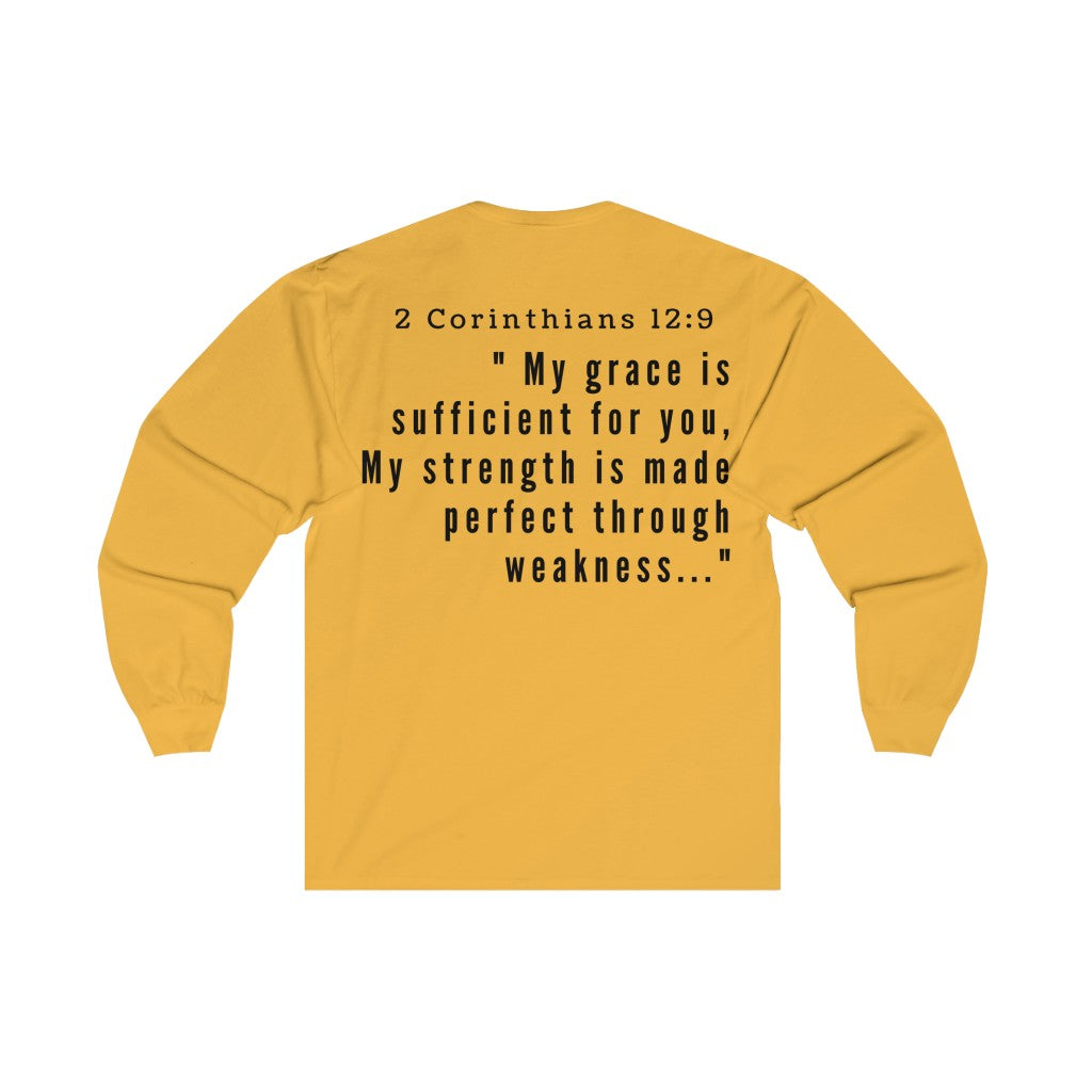 G.R.A.C.E. INspired  Long Sleeve TEE #1