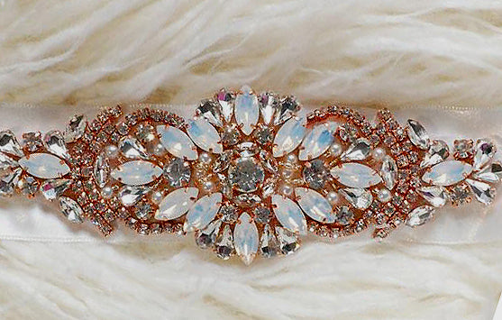 Sheena Bridal Sash