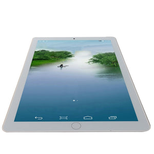 Kids Learning Pad Ten Core Tablet Pc 10.1 Inch 1Gb+16Gb 3G Wifi 2.0+2Mp 1280 X 800 Dual Cameras Wifi Android 8.1 Tablets