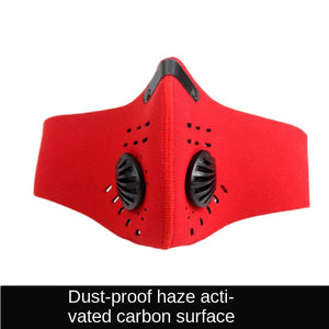 Face Mask Dust Mask Anti Pollution Mask
