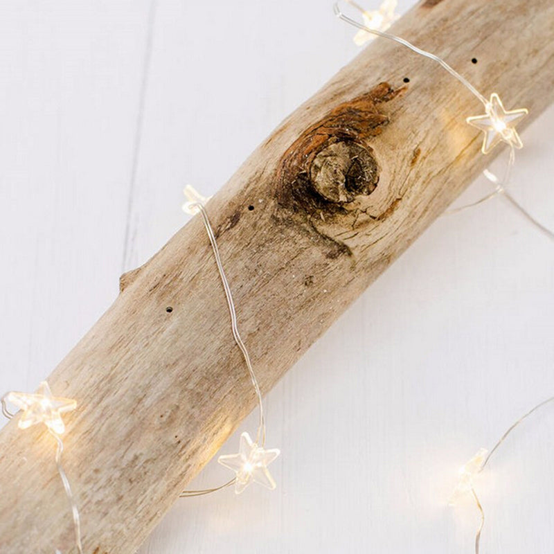 LED Star Copper Wire String Lights
