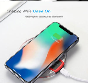 Qi Wireless Fast Phone Charging Dock