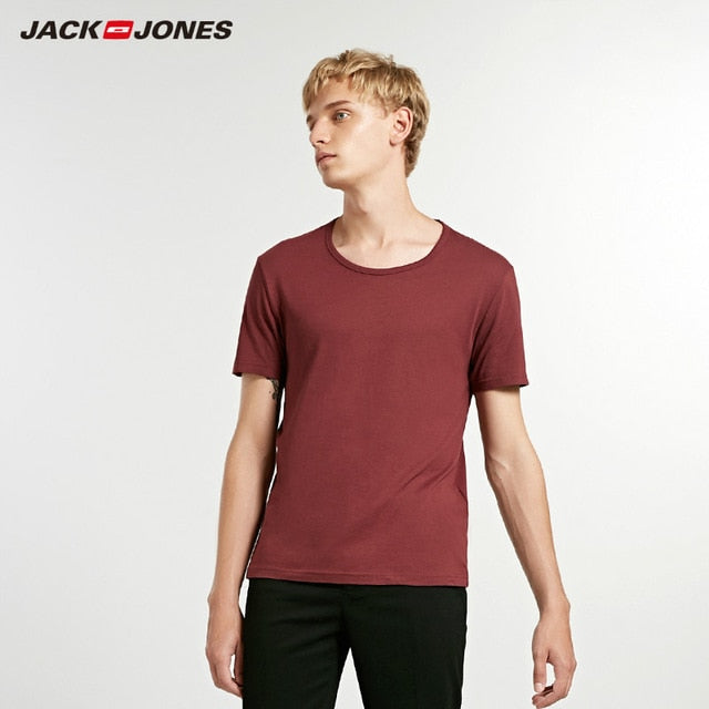 JackJones Men's Cotton T-shirt