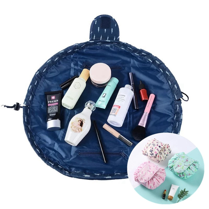 Designer Cosmetic Travel Makeup Bag
