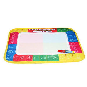 Water Drawing Painting Writing Mat with Magic Pen