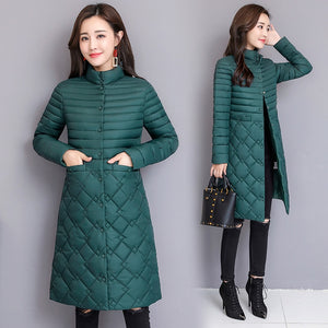 Parkas Female Women Winter Coat