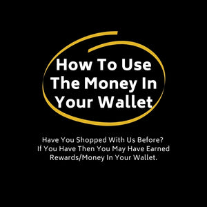 How to use wallet money on getspexy