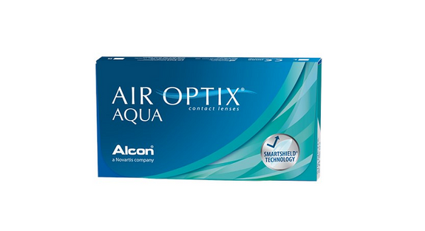 Air Optix Aqua 6 Lens Pack (Smart Pack Available) - Getspexy