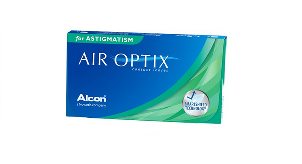 Air Optix for Astigmatism 3 Lens Pack (Toric) - Getspexy