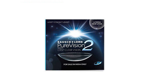 Pure Vision 2 6 Lens Pack - Getspexy