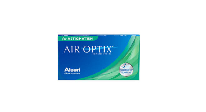Air Optix for Astigmatism 6 Lens Pack (Smart Pack Available) - Getspexy