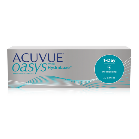 Acuvue Oasys 1-Day 30 Lens Pack (BUY2ANDGET800OFF) - Getspexy