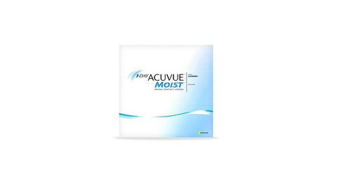 Acuvue Moist Daily Disposable 90 Lens Pack - Getspexy