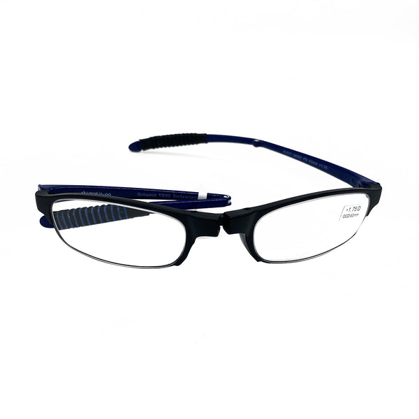 Getspexy Munimji Foldable Readers Blue and Black - Getspexy