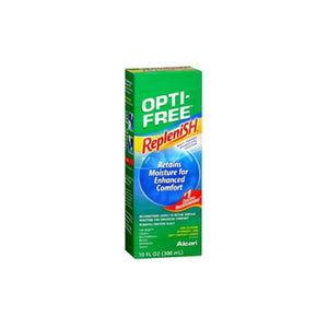 Opti-Free Replenish Contact Lens Solution - Getspexy