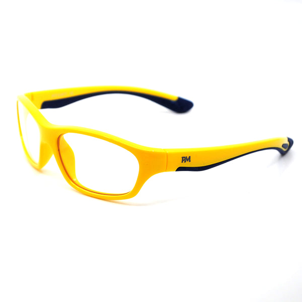 Kids Spectacles With Harmful Blue Light Blockers (For 5-8 Years) Pitt & Mitt - Getspexy