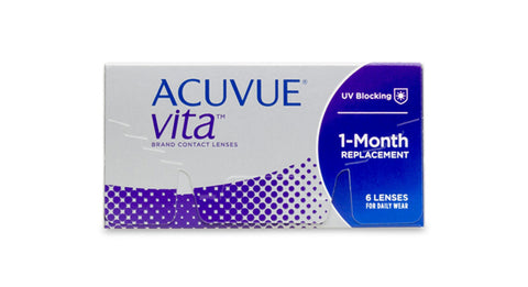 New Acuvue Vita 6 Lens Pack (CHECKOUT CODE: BUY2GET1000OFF) - Getspexy