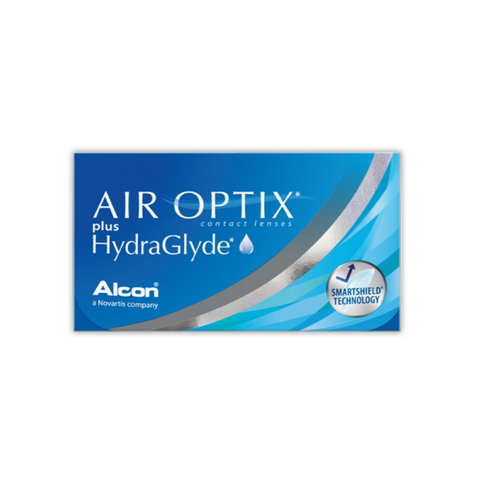 Air Optix Plus Hydraglyde 6 Lens Pack (CHECKOUT CODE : BUY2GET1200OFF) - Getspexy