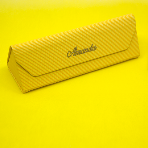 BRIGHT YELLOW CASE - Getspexy