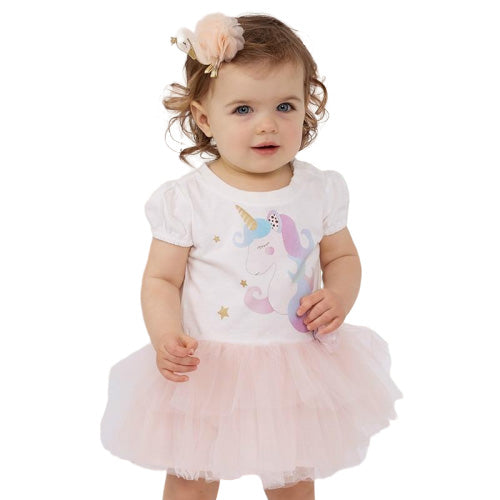 Unicorn Print Toddler Infant Clothes